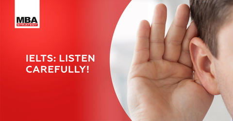 IELTS:Listencarefully!