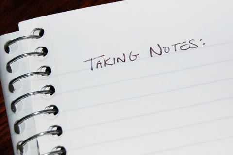 note_taking